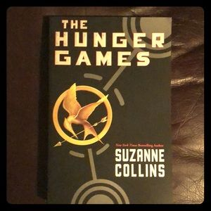 Other - The Hunger Games book 📖